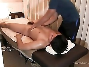Japanse Gay Massage Hidden Camera