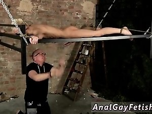 Gay male manga bondage nude xxx Master Kane has a new toy, a iron