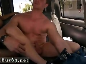 Straight men caught in hidden camera gay Round Ass On The BaitBus