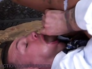 Interesting Find Leads To Sloppy Blowjobs And Hot Fucking