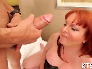 Tranny fucks like a real whore