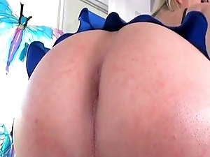Sultry shemale gets anal banged bareback by fat hard cock